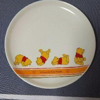 プーさんのお皿 丼 フォーク スプーン