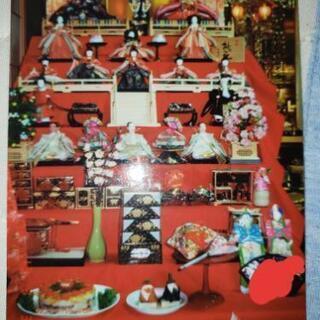 もうすぐひな祭り🎎雛人形 7段飾り
