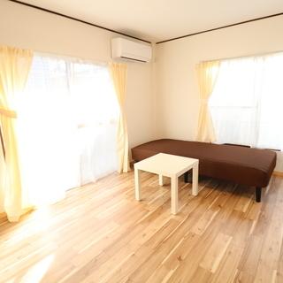 池袋、新宿、渋谷、乗換なしで30分圏内!全室家具家電付きの個室が...