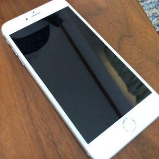 iPhone 6plus 16GB シルバー