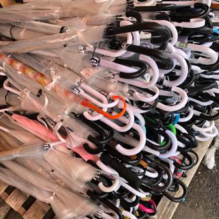 ビニール傘 10本 100円 雨傘