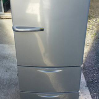 AQUA アクア 272L 3ドア冷凍冷蔵庫 AQR-271D ...