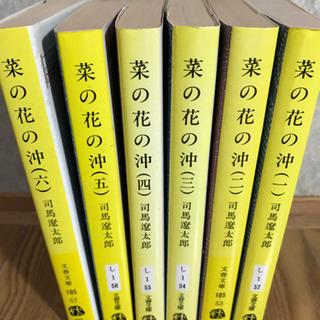 菜の花の沖、1巻から全巻6巻、蝦夷・千島で活躍した海の男