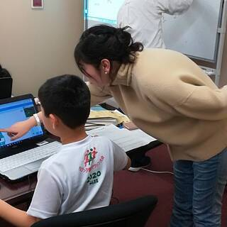 神戸こどもプログラミング教室 体験