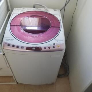 パナソニック 縦型洗濯機 8キロ