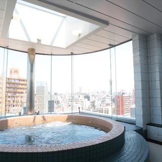 【週4・2時間】ホテルの中浴場、脱衣所の清掃