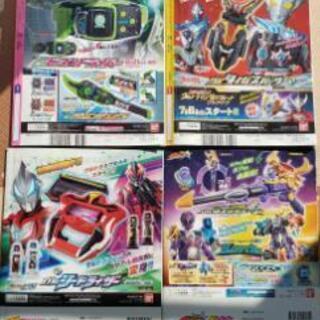 ☆ウルトラマン本+ウルトラマン65ピースパズル☆ − 埼玉県