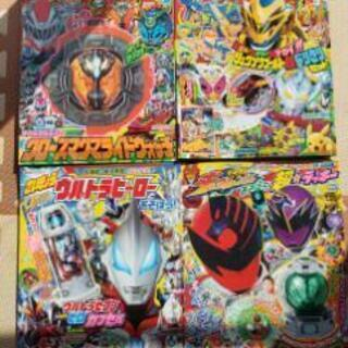 ☆ウルトラマン本+ウルトラマン65ピースパズル☆ - さいたま市