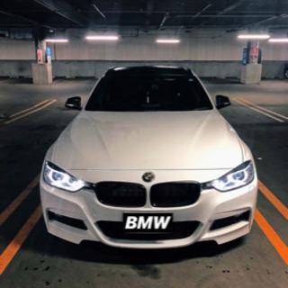 【今週まで】BMW 3シリーズツーリング 320d Mスポーツ