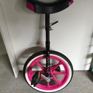 女の子◆一輪車 16インチ