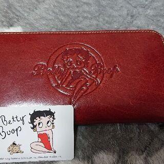 BettyBoop長財布(未使用)