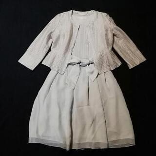 ナチュラルビューティー ワンピース ジャケット 日本製