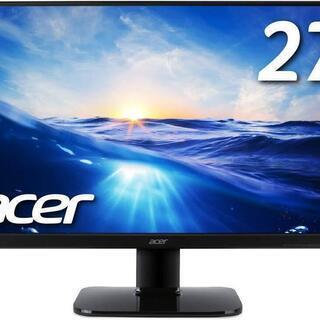 Acer モニター ディスプレイ KA270HAbmidx 27...