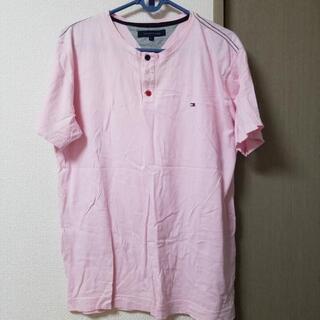 美品 TOMMY HILFIGER ポロシャツ XLサイズ