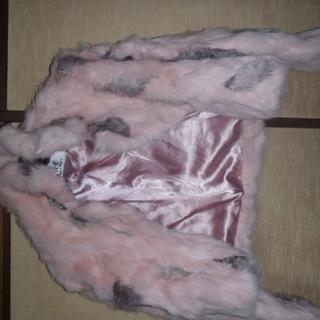 毛皮コートラビット 5千円から各種有ります、見に来て下さい。