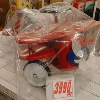 2/3 レッドフライヤー飛行機乗用玩具3990円、AVIGO14...