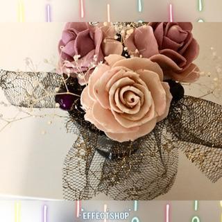 花びら1枚から作るフラワーソープ − 福岡県