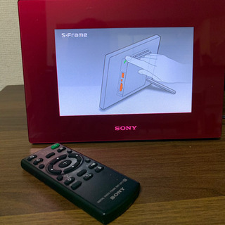SONY デジタルフォトフレーム S-Frame D720