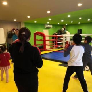 日本一優しいキックボクシングジム「ベストキッド東京」