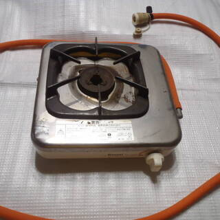 リンナイ LP 1口ガスコンロの画像