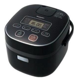 (配送可&値下げ‼︎)[炊飯器]SHARP KS-C5J