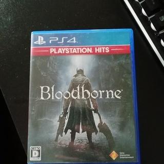 PS4ゲーム 【bloodborne】