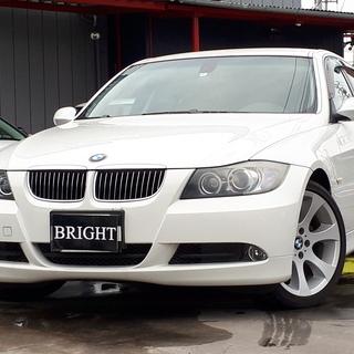 BMW323i ハイライン 左H HDDナビ 純正アルミ ETC