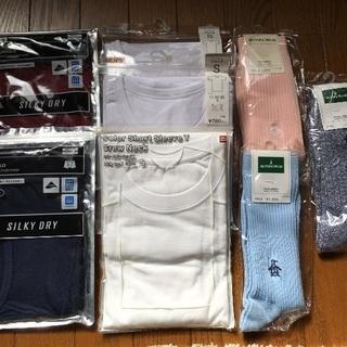 TシャツS、ボクサーパンツS、靴下 セット