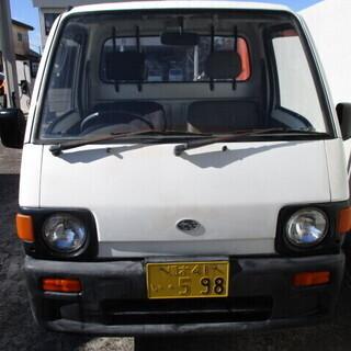 サンバ-トラック 660 SDX 4WD 車検2年付 15万円乗出し!