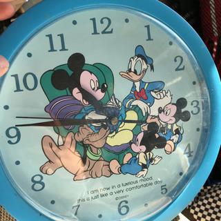 ディズニー掛け時計 値下げしました