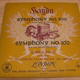 7【LPレコード】HAYDN・SYMPHONY