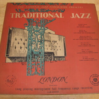 9【LPレコード】ロイヤル・フェスティバル・ホール・ジャズ・コンサート