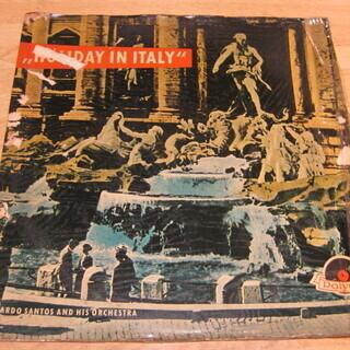 15【LPレコード】HOLIDAY IN ITALY(ホリ…
