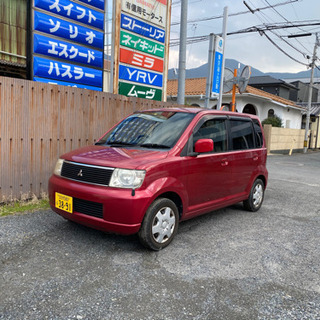 ekワゴンAT 3年2月まで車検付き150,000