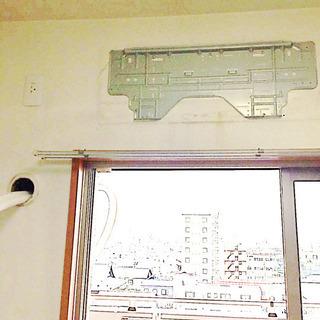 ルームエアコンの入替工事 - 京都市