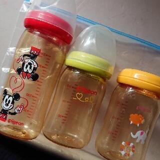 哺乳瓶★母乳実感★3本