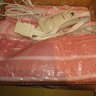 TOSHIBA 電気毛布