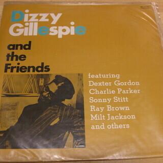 40【LPレコード】Dizzy Gillespie