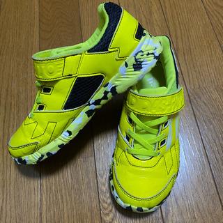 【美品】adidas イエロー 20.5cm