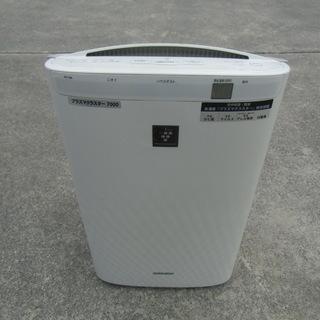 シャープ加湿空気清浄機 KC-Z40プラズマクラスター