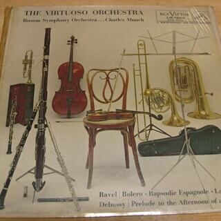 43【LPレコード】THE VIRTUOSO ORCHESTRA