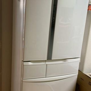 【取引中です】2014年パナソニック冷蔵庫455L 6ドア