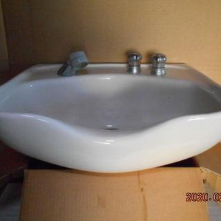 TOTOシャンプ洗面器