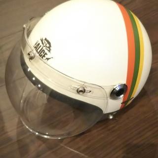 【値下げ】バイクヘルメット レディース LEAD ストリートアリ...