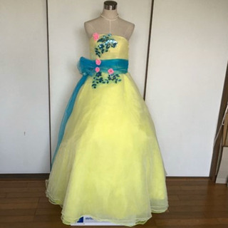 大きなサイズもOK❗️ 可愛いドレス 調整可能^ ^