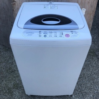 【配送無料】東芝 5.0kg 洗濯機 AW-504G