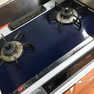 プロパンガス用コンロ Siセンサー付