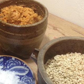 beet eatの店主と味噌の会 〜玄米味噌と味噌カレー〜