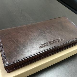 【新品・未使用】キャサリンハムネット ロンドン 長財布 (基本送...