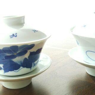 値下【未使用・箱付】中国茶器